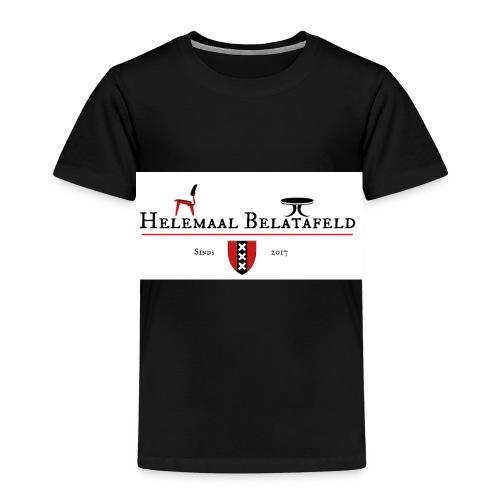 Helemaal Belatafeld - Kinderen Premium T-shirt