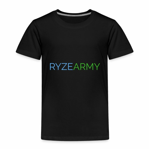 RyzeArmyModern - Kinder Premium T-Shirt