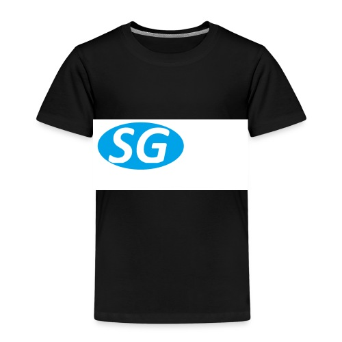 logo oficieele swen games - Kinderen Premium T-shirt