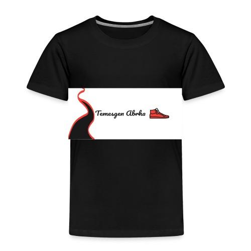 BOGO WHITE EDITION - Premium T-skjorte for barn