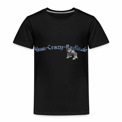 Bcr logo3 - Kinder Premium T-Shirt
