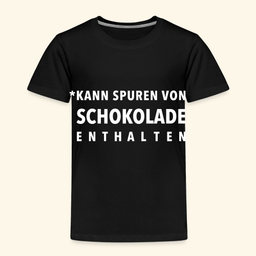 Schokoliebe - Kinder Premium T-Shirt