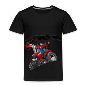RED TRACTOR - Kinderen Premium T-shirt