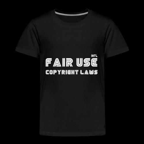 laws - Kids' Premium T-Shirt