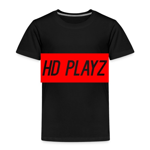 HD Playz DESIGN - Premium T-skjorte for barn