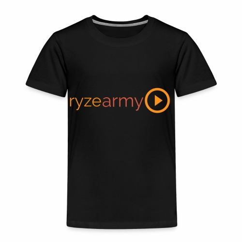 RyzeArmyPlay - Kinder Premium T-Shirt