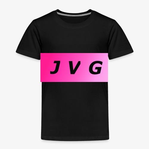 J V G logo - Kids' Premium T-Shirt