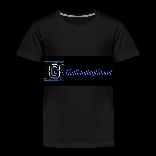 grand picture for black - Kids' Premium T-Shirt