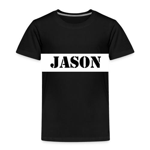Hey ho hoffe euch gefallen die sachem - Kinder Premium T-Shirt