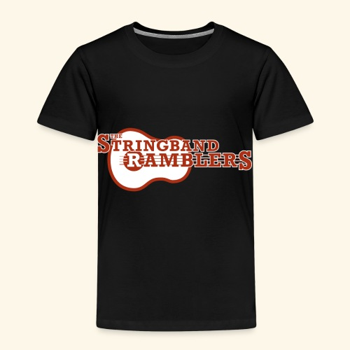 Stringband Ramblers Official Logo - Kinder Premium T-Shirt