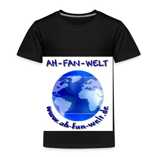 AH FAN WELT - Kinder Premium T-Shirt