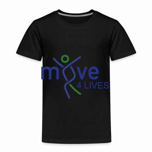 Move4Lives - Kinder Premium T-Shirt