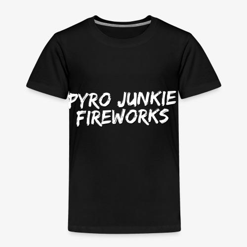 Pyro Junkie Fireworks - Kinder Premium T-Shirt