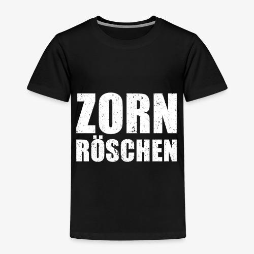 Zornröschen - Grunge - Kinder Premium T-Shirt