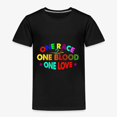 One Love reggae - Kids' Premium T-Shirt