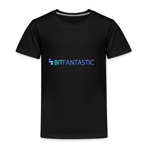 BitFantastic die Blockchain Revolution - Kinder Premium T-Shirt