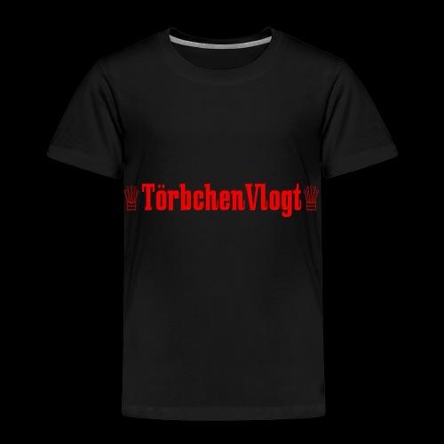 TörbchenVLogt - Kinder Premium T-Shirt