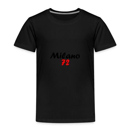 Milano72 - T-Shirt - Kinder Premium T-Shirt