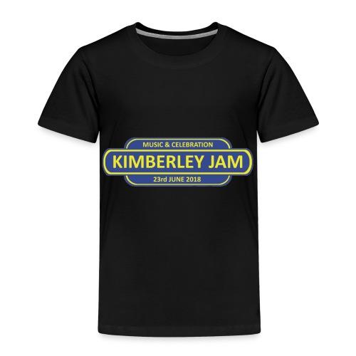 Kimberley Jam Logo - Kids' Premium T-Shirt