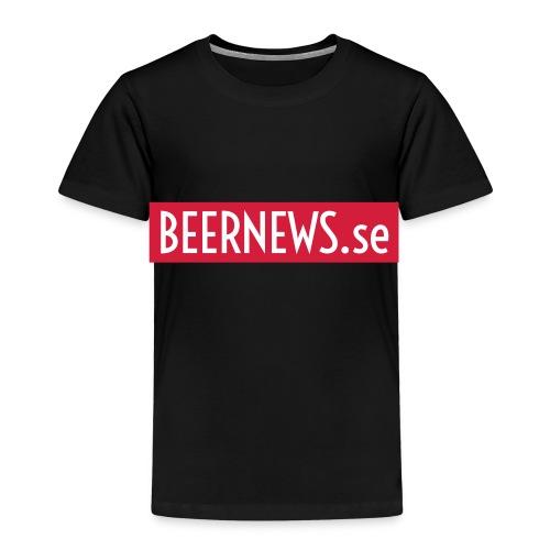 Beernews - Premium-T-shirt barn