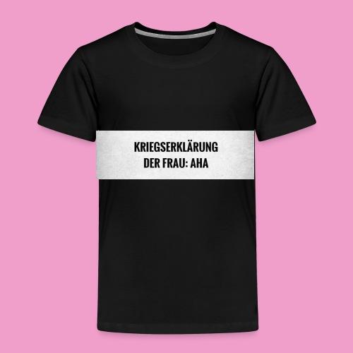 AHA - Kinder Premium T-Shirt