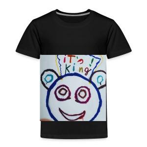 de panda beer - Kinderen Premium T-shirt