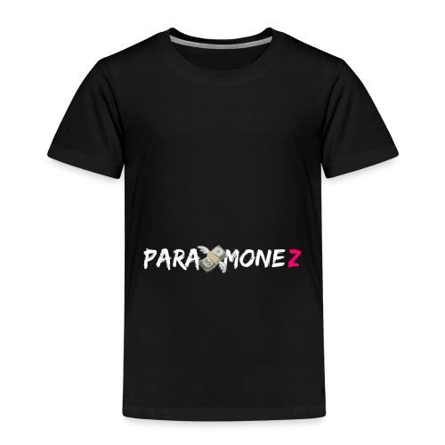 Para Monez (Weiß) - Kinder Premium T-Shirt