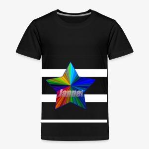 OFFICIAL JANNET MERCH - Kids' Premium T-Shirt