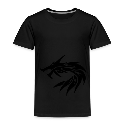dragon tribal 1 - T-shirt Premium Enfant