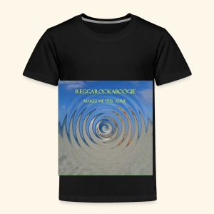 Reggarockaboogie - makes me feel alive - Kids' Premium T-Shirt