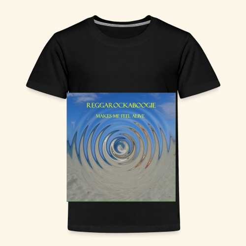 Reggarockaboogie - makes me feel alive - Kids' Premium T-Shirt