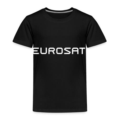 Eurosat White - Kinder Premium T-Shirt
