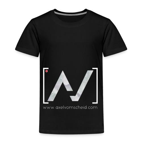 logoalpha blanc - T-shirt Premium Enfant