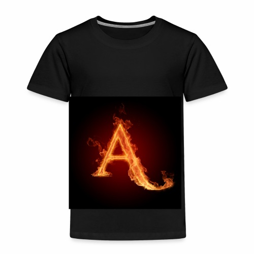 The letter A the letter a 22186960 2560 2560 - Kids' Premium T-Shirt