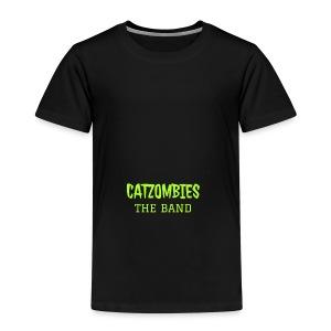 catzombies - Kids' Premium T-Shirt