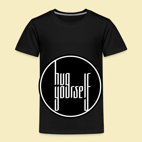 Hug yourself - Kinder Premium T-Shirt