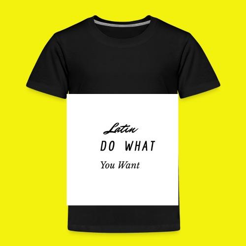 newproject 1 original - Camiseta premium niño