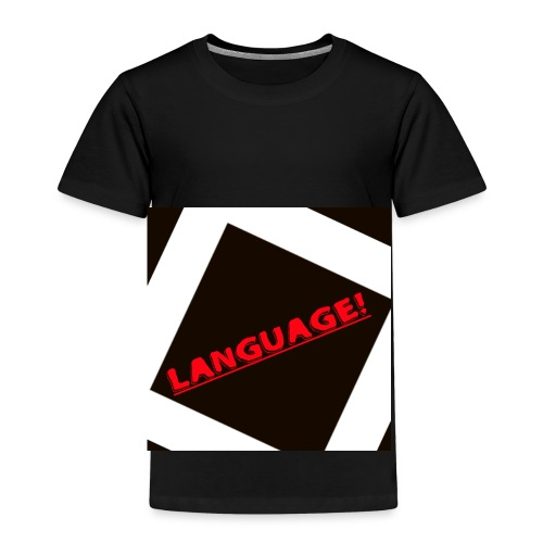 Language - Kids' Premium T-Shirt