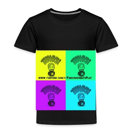 Buntes danke - Kinder Premium T-Shirt