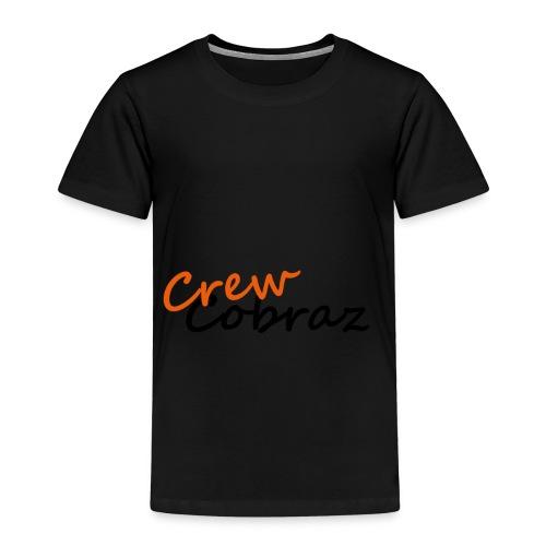 Cobraz team crew - Premium-T-shirt barn