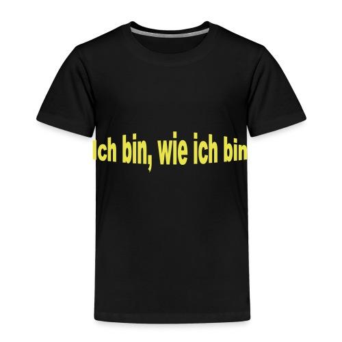 Limitierte Edition, kurz und Prägnant, einfach - Kinder Premium T-Shirt