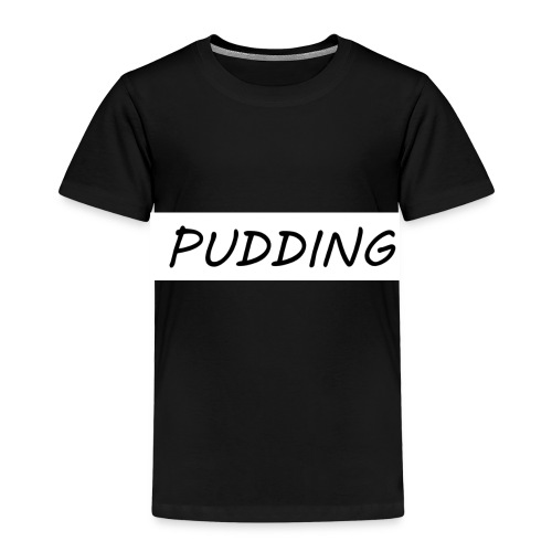 PUDDING - Kinder Premium T-Shirt