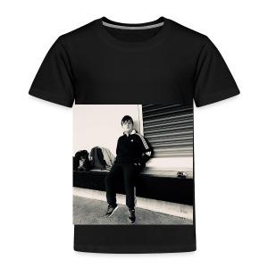 Tshirt with Spraxa's face on it! - Kids' Premium T-Shirt