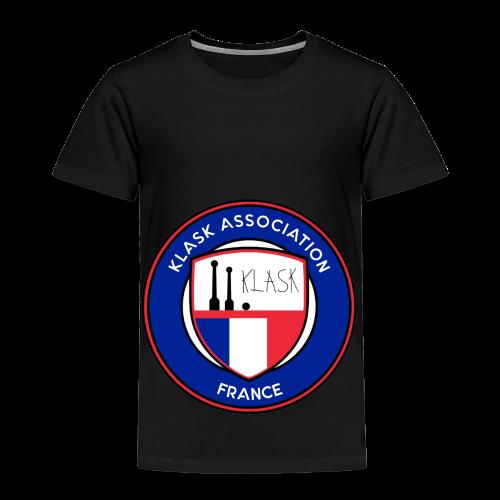 logo klask france 9 - T-shirt Premium Enfant