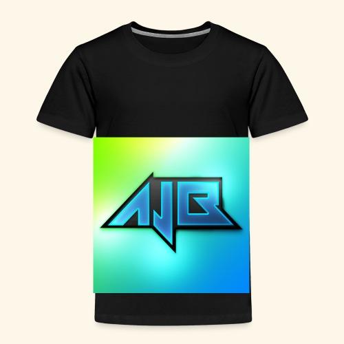 Ajb - Premium T-skjorte for barn