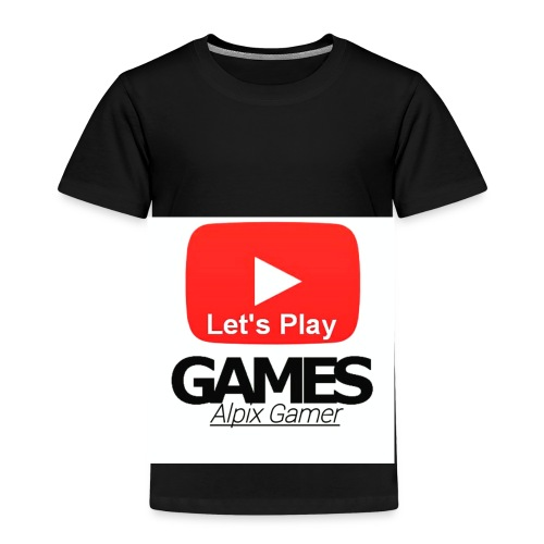 Gönnt euch denn Alpix Gamer Merch - Kinder Premium T-Shirt