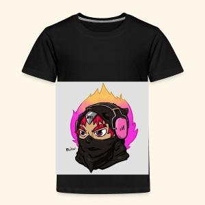 ild Ninja - Børne premium T-shirt