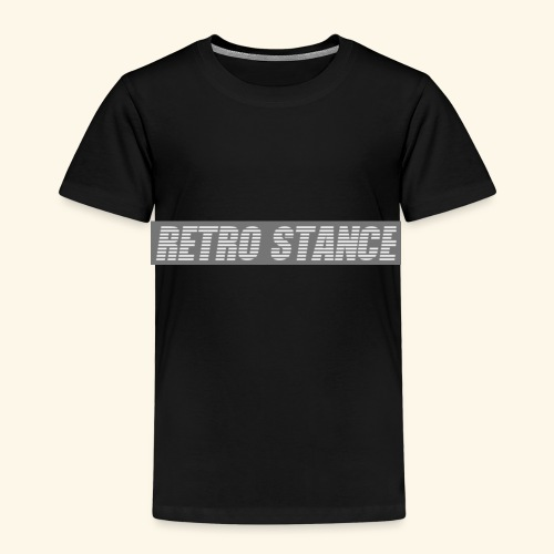 Retro Stance - Kids' Premium T-Shirt
