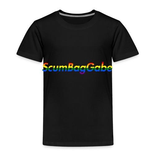 ScumBagGabe Multi Logo XL - Kids' Premium T-Shirt