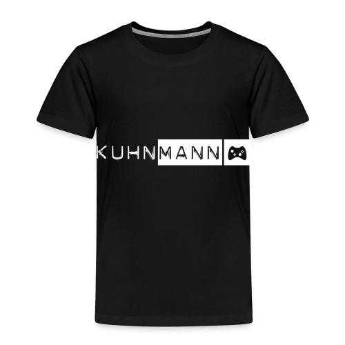 KUHNMANN logo PULLI icoGAME - Kinder Premium T-Shirt
